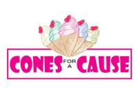 2019 cones for a cause header for email